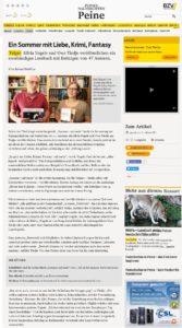 Interview zu 'Sommer und Mehr'