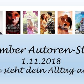 November Autoren-Staffel Jennifer Heine