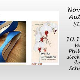 November Autoren Staffel Ela Fier