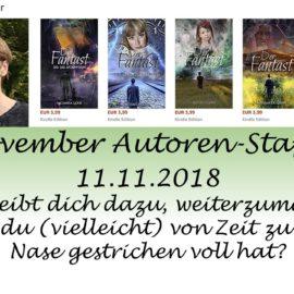 November Autoren Staffel Michaela Göhr