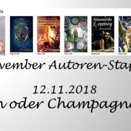 November Autoren Staffel Doris Bulenda