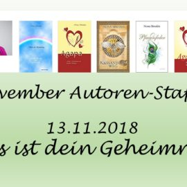 November Autoren Staffel Nona Simakis