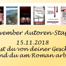 November Autoren Staffel Roland Blümel