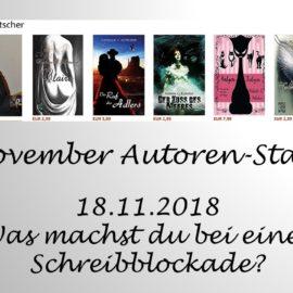 November Autoren Staffel Nathalie C. Kutscher