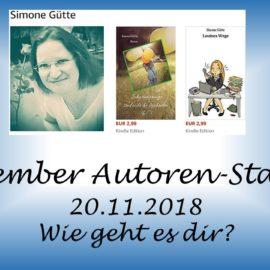 November Autoren Staffel Simone Gütte