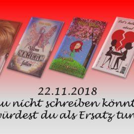 November Autoren Staffel Hilde Kölbl