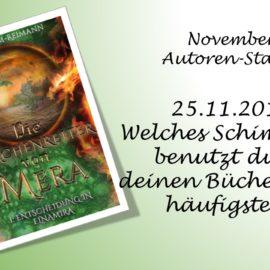 November Autoren Staffel Sonja Röhm-Reimann