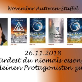 November Autoren Staffel Anja Berger