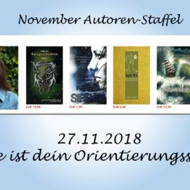 November Autoren Staffel Petra Gugel