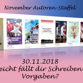 November Autoren Staffel Medusa Mabuse