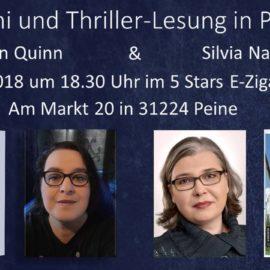 Krimi & Thriller-Lesung in Peine