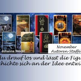 November Autoren Staffel Johanna Stöckl