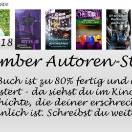 November Autoren Staffel Sandra Karin Foltin