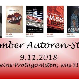 November Autoren Staffel Ina Kloppmann
